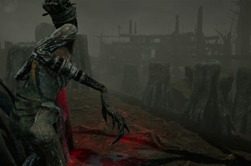 Новый маньяк в Dead by Daylight: как играть за Лизу «Ведьму» Шервуд