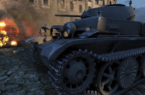 World of Tanks — гайд по Pz-IC