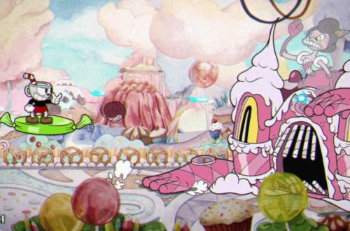 Cuphead: прохождение боссов (Sugarland Shimmy)