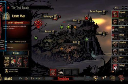 FAQ по Darkest Dungeon: The Crimson Court