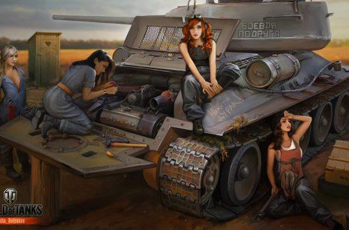World of Tanks — гайд по Т-34-85