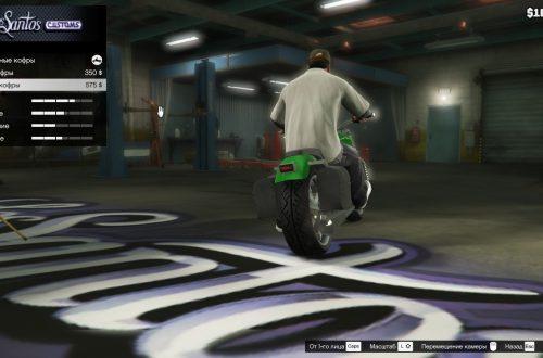 Тюнинг в GTA 5