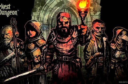 Трейнер (читы) для Darkest Dungeon