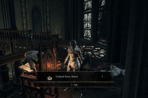 Dark Souls 3: все горящие осколки кости (достижение «Абсолютный костер»)