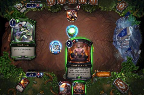 Колоды Eternal Card Game: Отец кланов