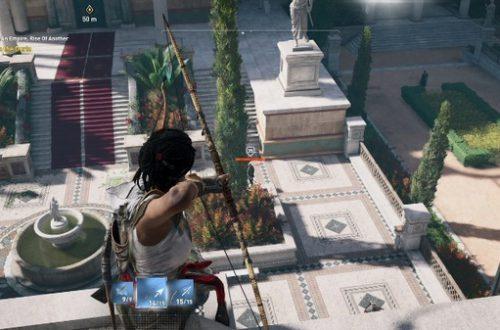 Полное прохождение сюжетных заданий в Assassin's Creed: Origins