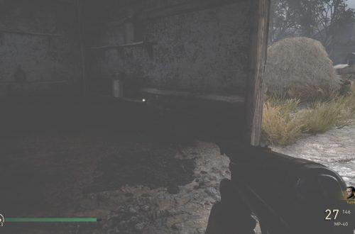 Прохождение Call of Duty: WW2 — День высадки