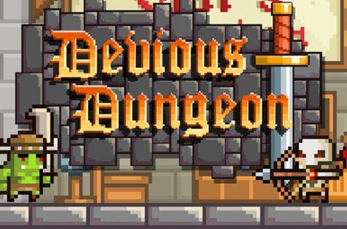 Достижения (ачивки, трофеи) Devious Dungeon