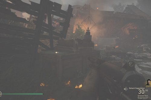 Прохождение Call of Duty: WW2 — Операция «УСО»