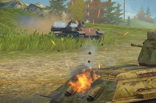World of Tanks — гайд по Leopard