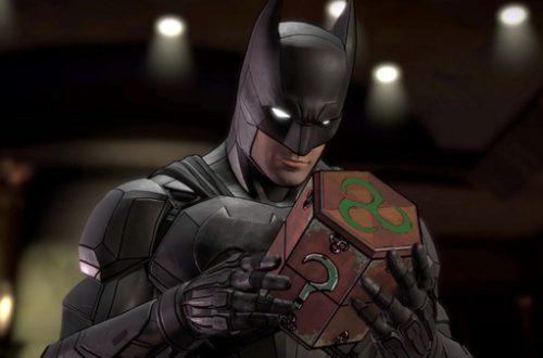Достижения (ачивки, трофеи) Batman: The Telltale Series — The Enemy Within