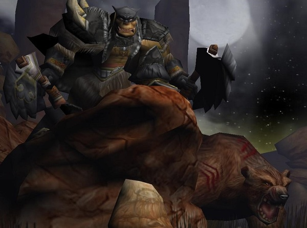 История Азерота: сюжет стратегических игр Warcraft