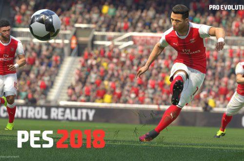 Достижения (ачивки, трофеи) Pro Evolution Soccer 2018