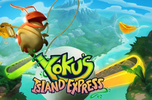 Достижения (ачивки, трофеи) Yoku's Island Express
