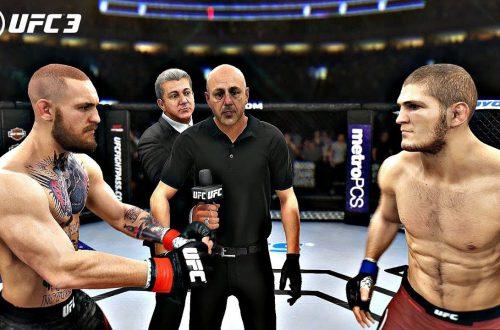 Достижения (ачивки, трофеи) EA Sports UFC 3