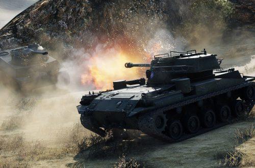 World of Tanks — гайд по Type 64