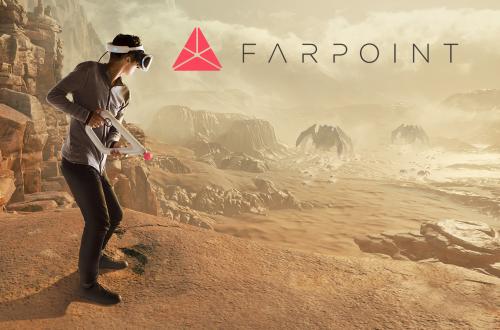 Достижения (ачивки, трофеи) Farpoint