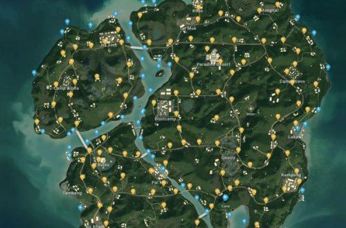 Подробный разбор локаций новой карты PUBG «Санок»