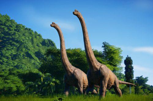 Трейнер (читы) для Jurassic World Evolution