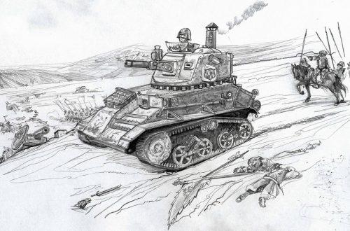 World of Tanks — гайд по Light MK VIC