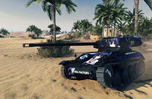 World of Tanks — гайд по AMX 12t