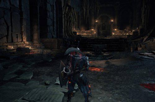 Прохождение Dark Souls 3: Сад снедаемого короля (все секреты)