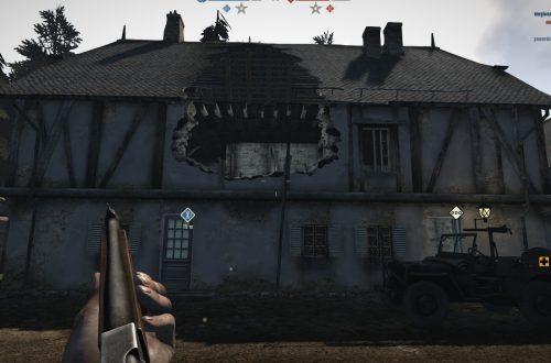 Гайд по Heroes & Generals: обзор карты «Город на горе»