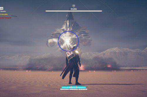 Assassin's Creed: Origins. Прохождение испытания богов