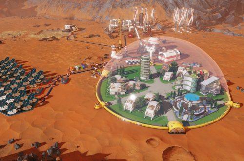 Достижения (ачивки, трофеи) Surviving Mars