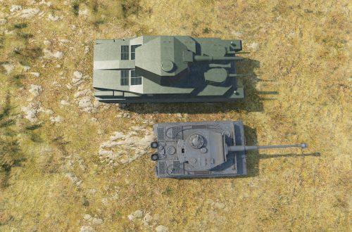 World of Tanks — гайд по O-Ni