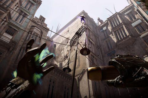 Dishonored: Death of the Outsider. Контракты во второй миссии