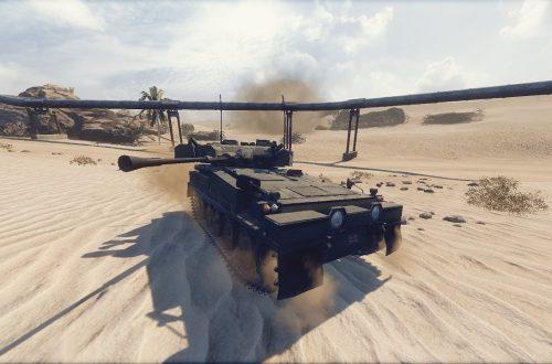 «Armored Warfare: Проект Армата» — гайд по Scimitar