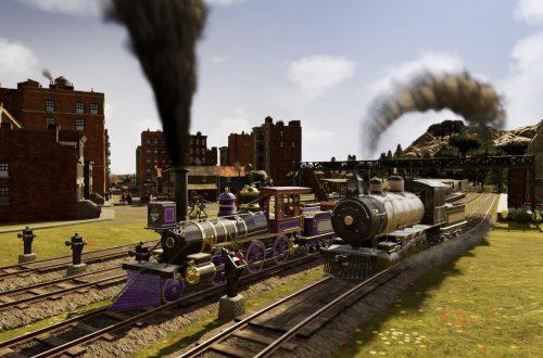 Трейнер (читы) для Railway Empire