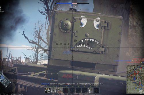 World of Tanks — гайд по КВ-220-2