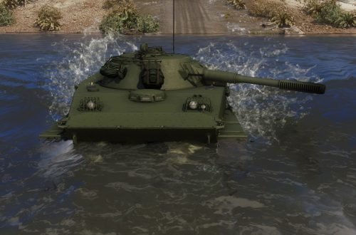 «Armored Warfare: Проект Армата» — гайд по ПТ-76