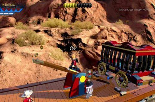 Прохождение LEGO Marvel Super Heroes 2 — Уровень 6