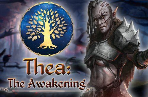 Достижения (ачивки, трофеи) Thea: The Awakening