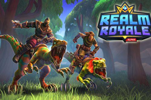 В Realm Royale появился первый боевой пропуск