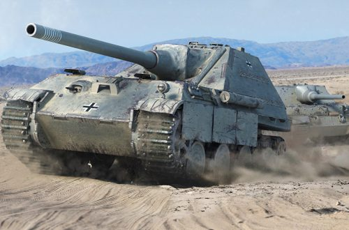 World of Tanks — гайд по Ferdinand