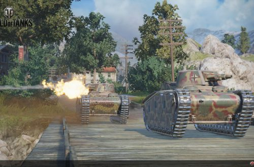 World of Tanks — гайд по Großtraktor — Krupp
