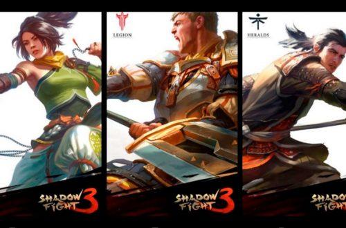 Shadow Fight 3: вводный гайд