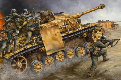 World of Tanks - гайд по StuG III Ausf. G