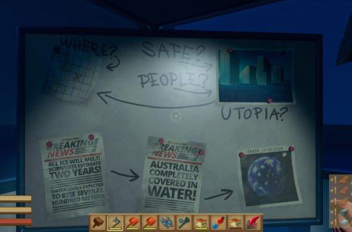 Секретная концовка Raft: как найти Утопию и выживших