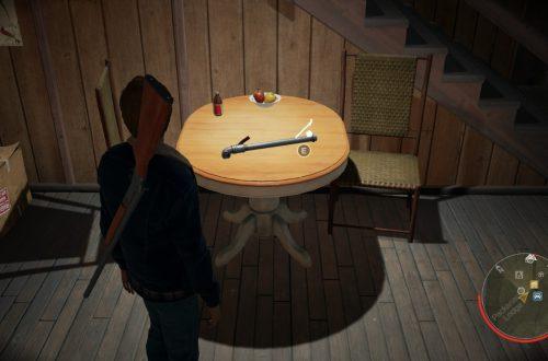 Гайд по оружию вожатых в Friday the 13th: The Game
