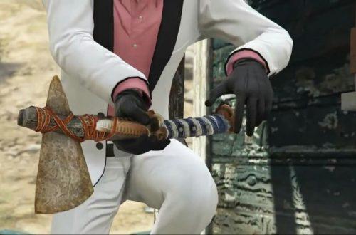 Как найти оружие из Red Dead Redemption 2 в GTA Online
