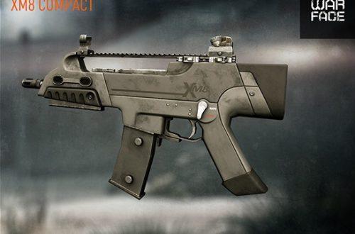 Warface: обзор XM8 Compact