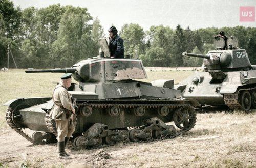 World of Tanks — гайд по Т-26