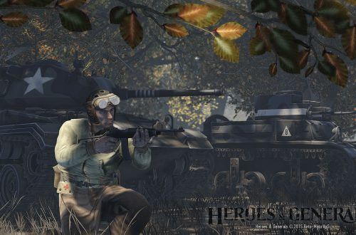 Гайд по Heroes & Generals: руководство танкиста