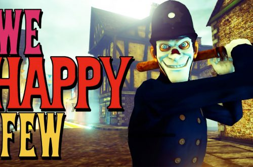 Трейнер (читы) для We Happy Few