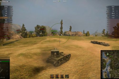 World of Tanks — гайд по СУ-26